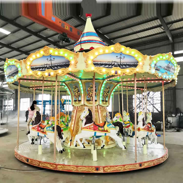 Carousel Horse Rides HFZM25