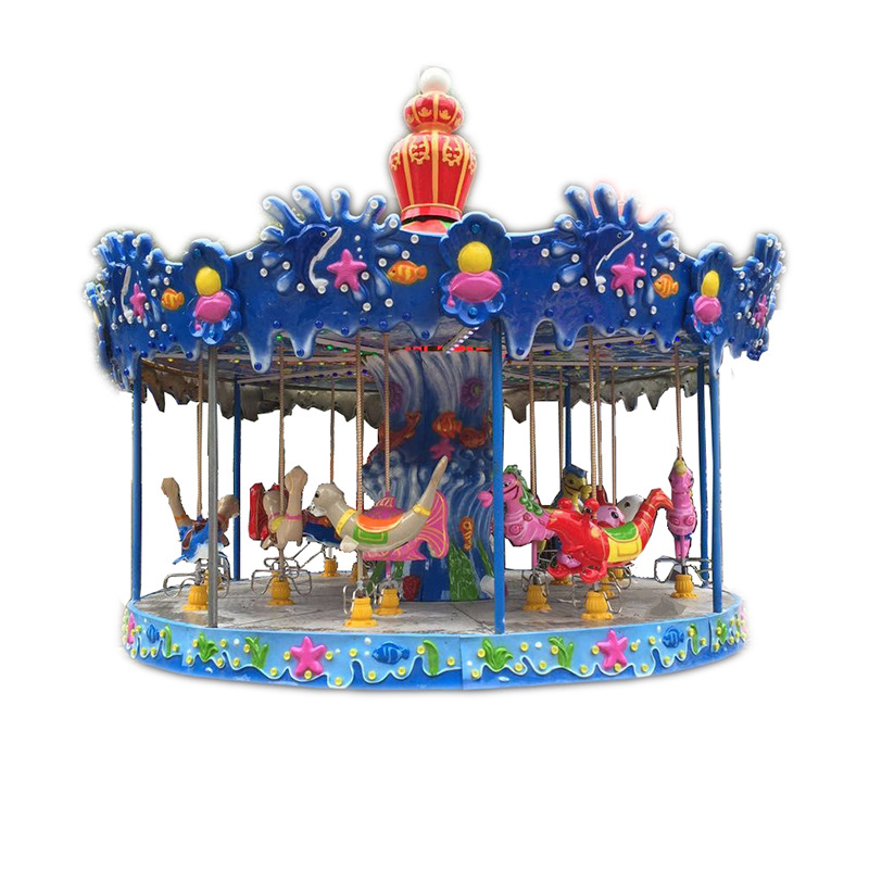 Carousel Horse Rides HFZM13