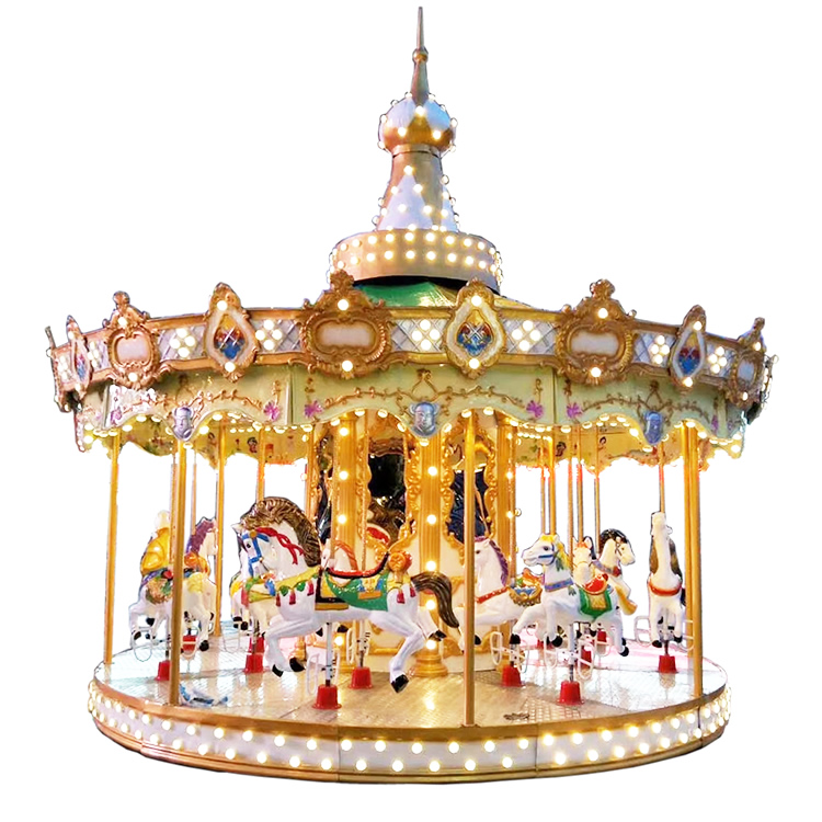 16 Seats Carousel Ride HFZM02