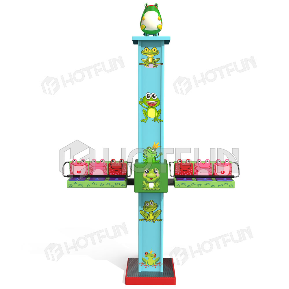 Swing Frog Jump Ride HFQW07