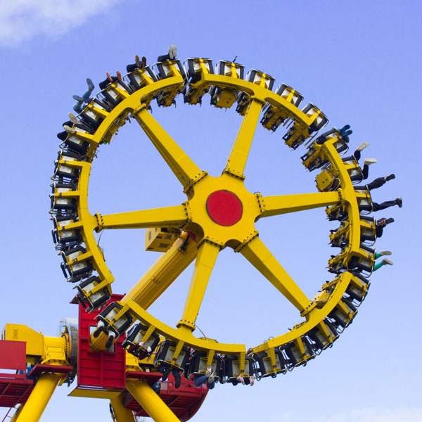 Operation specification of park amusement equipment--Hotfun Amusement rides