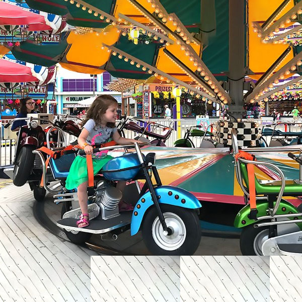 How to ensure the safe operation of amusement equipment in large amusement parks--Hotfun Amusement r